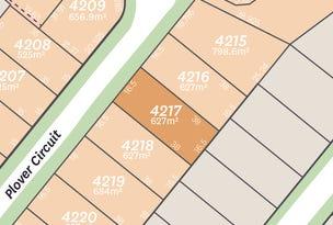 Lot 4217 Plover Circuit, Aberglasslyn, NSW 2320