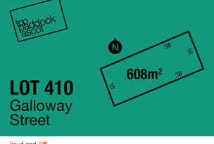 Lot 410, Galloway Street, Ascot, Vic 3551