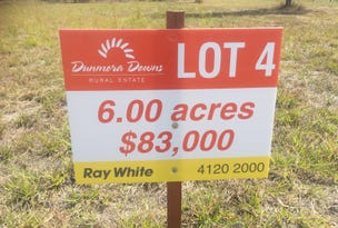 Lot 4 Lomandra Lane, Dunmora, Qld 4650