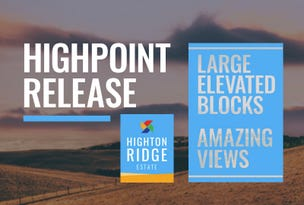 Highpoint Highton Ridge Estate, Highton, Vic 3216