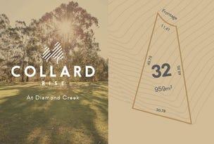 Lot 32, 60-122 Collard Drive, Diamond Creek, Vic 3089