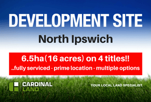 North Ipswich, address available on request