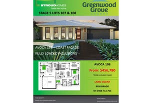 LOT 107 Straker Drive, Cooroy, Qld 4563