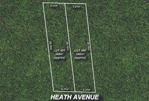 Lot 490 & 491, 8 Heath Avenue, Tea Tree Gully, SA 5091