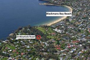 33 Blowhole Road, Blackmans Bay, Tas 7052
