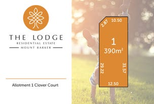 Lot 1 Clover Court, Mount Barker, SA 5251