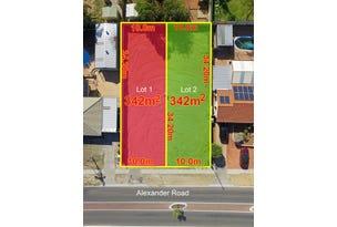 Proposed L2/40 Alexander Road, Padbury, WA 6025