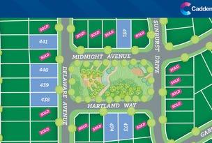 Parkfront Land at Caddens Hill, Caddens, NSW 2747