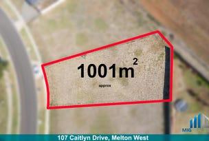 107 Caitlyn Drive, Melton West, Vic 3337