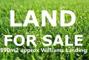 Williams Landing, address available on request