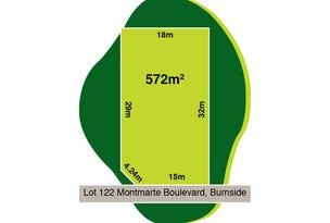 Lot 122, Montmarte Boulevard, Burnside, Vic 3023