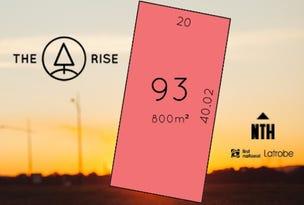 Lot 93, Rise Boulevard, Traralgon, Vic 3844