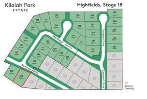 Lot 124, Alexander Avenue, Highfields, Qld 4352