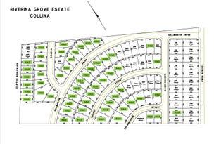 Lot 202 Riverina Grove Estate, Clifton Boulevard, Griffith, NSW 2680