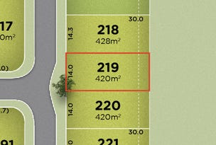 Lot 219, Neils Crescent (Solander), Park Ridge, Qld 4125