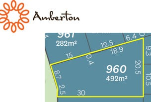 Lot 960 Broadside Avenue, Amberton, Eglinton, WA 6034