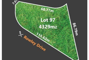 Lot 97, Rowley Drive, Winchelsea, Vic 3241