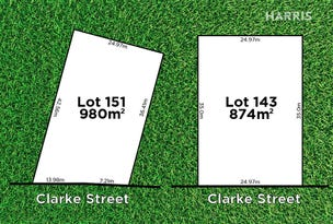 Lot 143 & 151 Clarke Street, Wallaroo, SA 5556