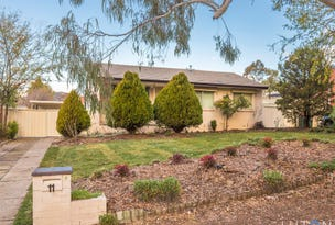 11 Greenvale Street, Fisher, ACT 2611