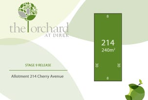 Lot 214 Cherry Avenue, Direk, SA 5110