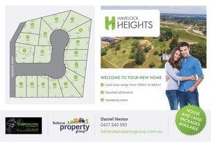 1 Mikaela (Havelock Heights) Court, Ballarat North, Vic 3350