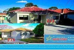213 William  Street, Yagoona, NSW 2199