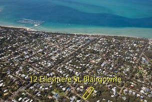 12 Ellesmere Street, Blairgowrie, Vic 3942