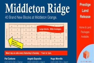 Lot 130 Ambrose, Middleton Grange, NSW 2171