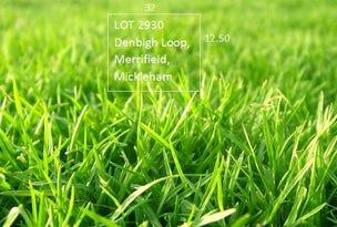 LOT/2930 Denbigh Loop Merrifield, Mickleham, Vic 3064