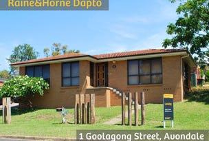 1 Goolagong Street, Avondale, NSW 2530