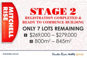 Lot, 201 Mitchell Rise  Lucy Place, Raworth, NSW 2321