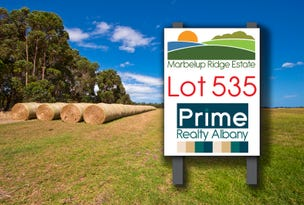 Lot 535, 152 Link Road, Marbelup, WA 6330