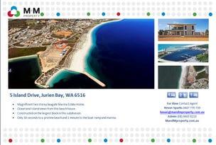 5 Island Drive, Jurien Bay, WA 6516