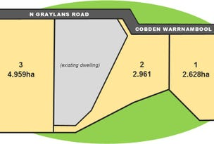 Lot 1 2 and 3, 0 N Graylans Rd, Cobden, Vic 3266