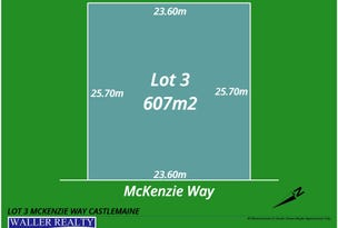 Lot 3, McKenzie Way, McKenzie Hill, Vic 3451