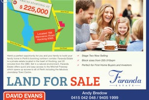 Lot 67 Faranda Estate, Hocking, WA 6065
