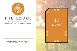Lot 12 New Road, Mount Barker, SA 5251