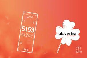 Lot 5153, Goodwin Street, Chirnside Park, Vic 3116