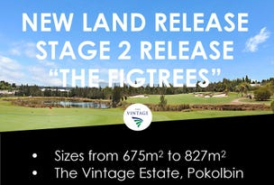 Stage 2 The Figtrees Land Release, The Vintage, Pokolbin, NSW 2320