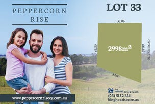 Lot 33 Peppercorn Way, Nicholson, Vic 3882