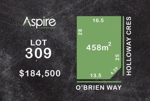 Lot 309, O'Brien Way (Aspire), Evanston South, SA 5116