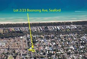 Lot 2/23 Boonong Avenue, Seaford, Vic 3198