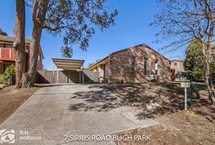 7 Sirius Road, Bligh Park, NSW 2756