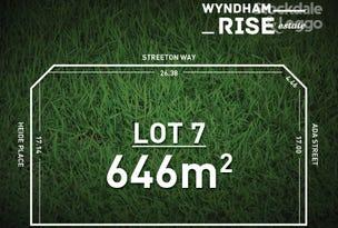 Lot 7 Wyndham Rise Estate, Clifton Springs, Vic 3222