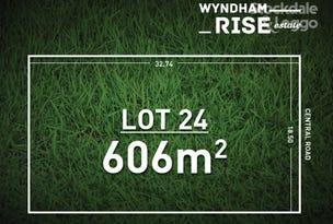 Lot 24 Wyndham Rise Estate, Clifton Springs, Vic 3222