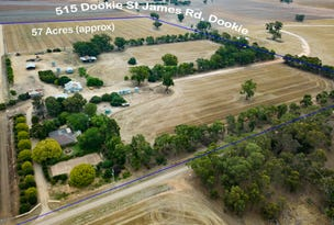 515 Dookie St James Road, Dookie, Vic 3646