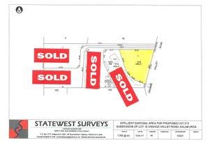 Lot 215, 74 Orange Valley Road, Kalamunda, WA 6076