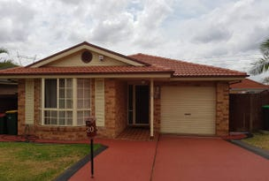 20 Minerva Place, Prestons, NSW 2170