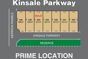 Lot 540, 36 Kinsale Parkway, Canning Vale, WA 6155