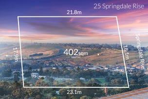 25 Springdale Rise, Highton, Vic 3216